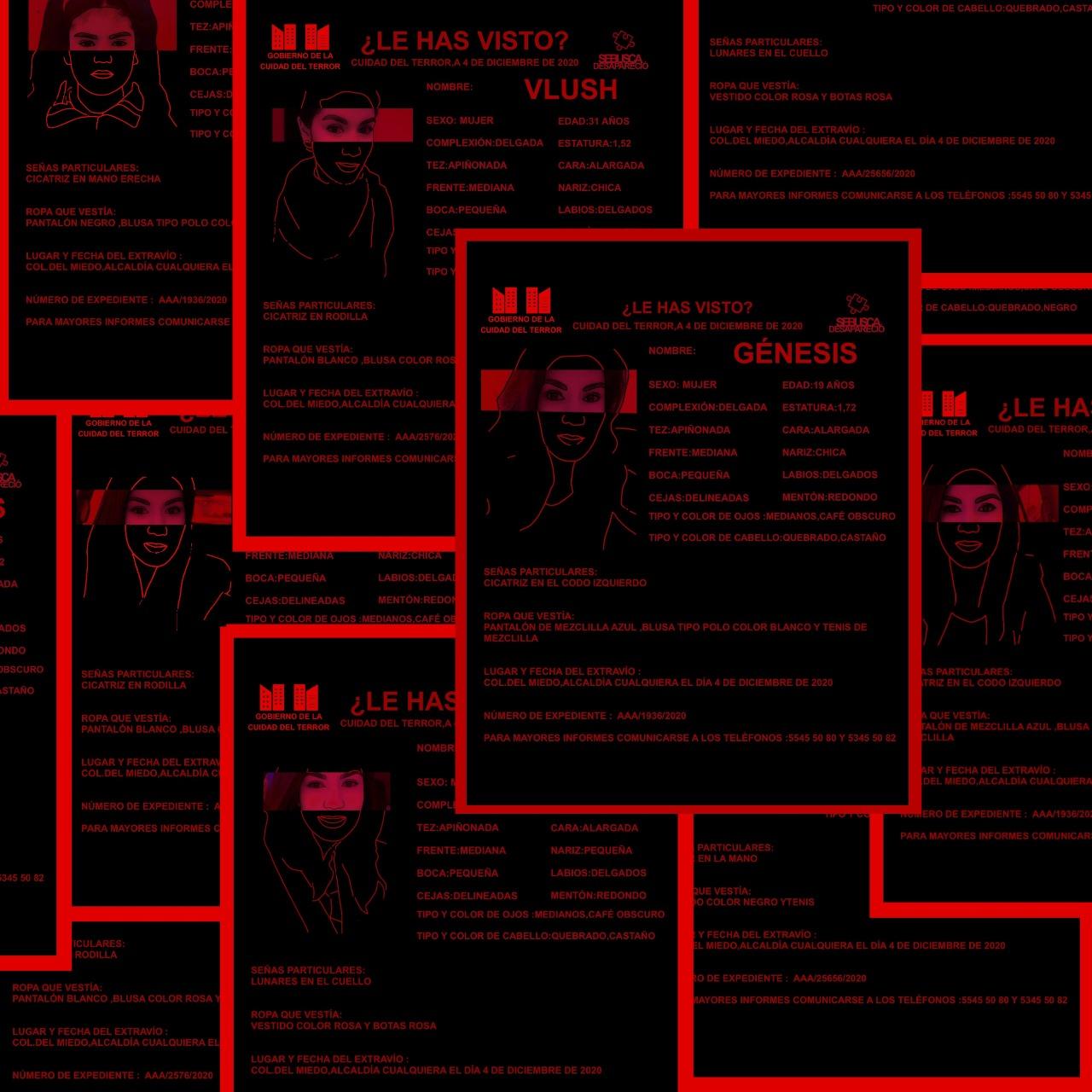 VLUSH estrena GENESIS nuevo sencillo de Aqui Vive el Horror