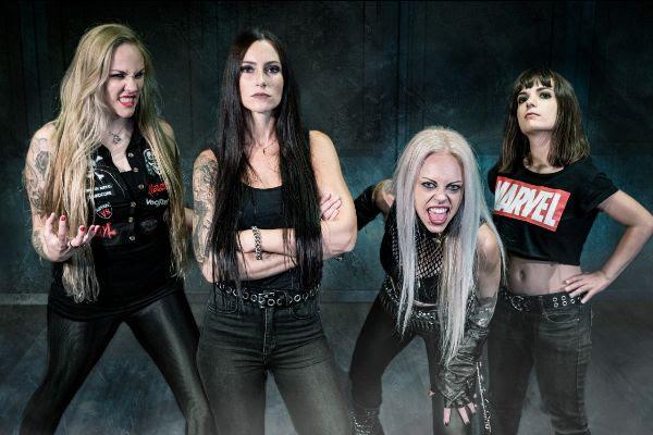 Nervosa estrena el sencillo Perpetual Chaos